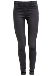 Dorothy Perkins Eden Leggings Grey Dark Gray
