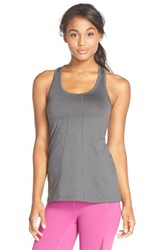 Women's Lole 'Fancy' Racerback Tank Black Mix