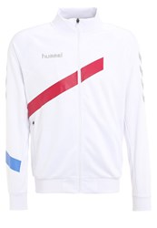 Hummel Futures Tracksuit Top White