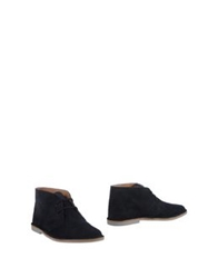 Cantarelli Ankle Boots Dark Blue