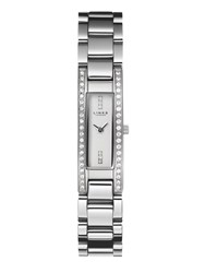 Links Of London Selene Stainless Steel And Sapphire Watch