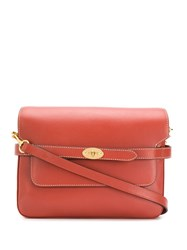 Mulberry Belted Bayswater Satchel 60