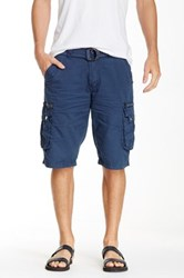 X Ray Classic Cargo Short Blue