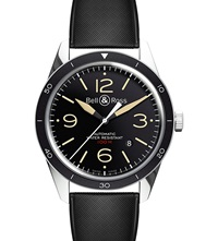 Bell And Ross Br123 Vintage Sport Heritage Steel Watch