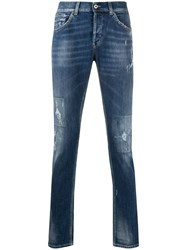 Dondup George Mid Rise Skinny Jeans 60