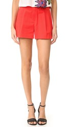 3.1 Phillip Lim Bloomer Shorts Flame