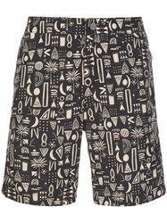 Onia Tribal Swim Shorts 60