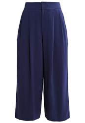 Club Monaco Vaclave Trousers Maritime Navy Dark Blue