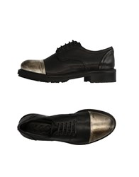 Keb Lace Up Shoes Black