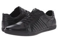 Kenneth Cole Snap Down Black Men's Lace Up Casual Shoes