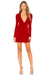 Privacy Please Noah Mini Dress Wine