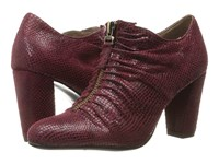 Aerosoles Fortunate Wine Snake Women's Shoes Brown