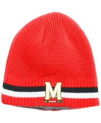 Top Of The World Maryland Terrapins Sixer Reversible Knit Hat