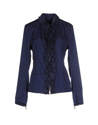 Allegri Suits And Jackets Blazers Women Dark Blue