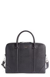 Men's Givenchy Saffiano Leather Briefcase