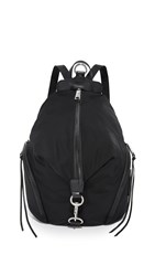 Rebecca Minkoff Nylon Julian Backpack Black
