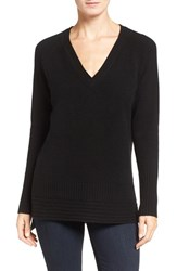 Nordstrom Women's Collection Cashmere High Low Pullover