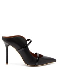 Malone Souliers Maureen Leather Mules Black