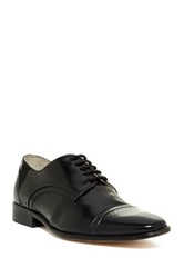 Giorgio Brutini Esquire Brogue Toe Blucher Black