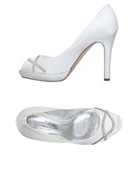 Martin Clay Pumps Ivory