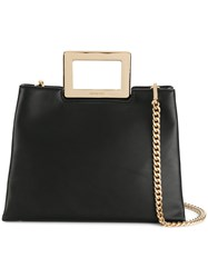 Michael Kors Collection Kristen Shoulder Bag Black