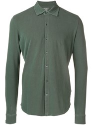 Majestic Filatures Classic Polo Shirt Green