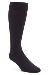 Insignia By Sigvaris 'Venturist' Over The Calf Socks Navy