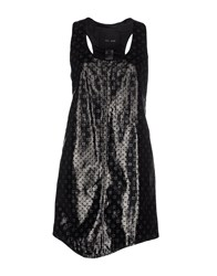 Jay Ahr Dresses Short Dresses Women Black