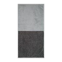 Hay Compose Guest Towel Grey