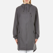 Rains Parka Smoke Grey