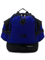 The North Face Side Pockets Backpack Blue