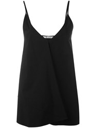 Alexander Wang T By Trapeze Camisole Women Cotton 2 Black