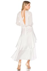 Finders Keepers Stevie Dress White