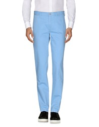 J. Lindeberg Casual Pants Sky Blue