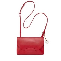 Skagen Swh0121600 Ladies Nilsson Crossbody Red