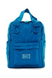 Marc By Marc Jacobs Pretty Nylon Knapsack Blue