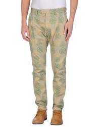 Haikure Casual Pants Light Green