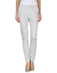 Maison Martin Margiela Mm6 By Maison Margiela Casual Pants Light Grey