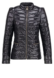 Morgan Gato Down Jacket Noir Black