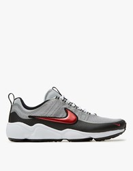 Nike Zoom Spiridon Ultra In Metallic Silver