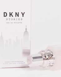 Dkny Stories Edt 50Ml Clear