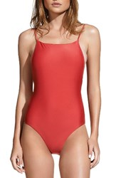 Vix Swimwear Women's Beijo One Piece Swimsuit
