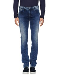 Guess Denim Capris Blue