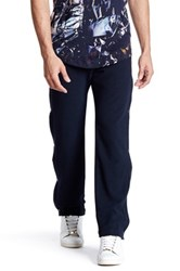 Religion Charge Snap Pant Blue