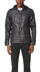 Ovadia And Sons Oxygen Jacket Two Tone Black
