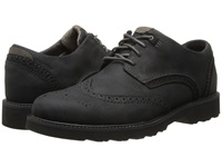 Dunham Revdare Black Men's Lace Up Casual Shoes
