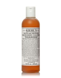 Kiehl's Pour Homme Bath And Shower Liquid Body Cleanser 8.4 Oz No Color