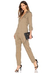 Citizens Of Humanity Tallulah Jumpsuit Green