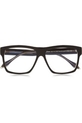 Victoria Beckham Square Frame Acetate Optical Glasses