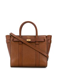 Mulberry Small Tote Bag Brown